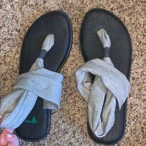 Sanuk Flip Flops!!